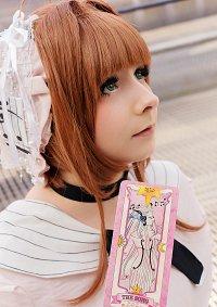 Cosplay-Cover: Sakura Kinomoto (Notes)