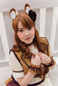Cosplay-Cover: Faline [human]