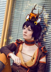 Cosplay-Cover: Bambi ll Prince of the forest