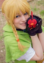 Cosplay-Cover: Linkle