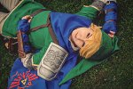 Cosplay-Cover: Link