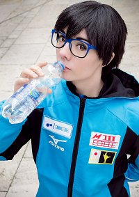 Cosplay-Cover: Yuri Katsuki ll Training