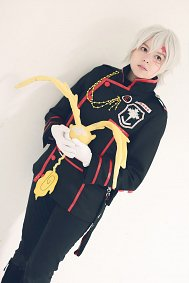 Cosplay-Cover: Allen Walker [3rd Uniform]
