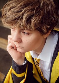 Cosplay-Cover: Newt Scamander [Hogwarts-Student]