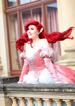 Cosplay-Cover: Arielle - Pink Ball Gown
