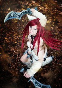 Cosplay-Cover: Meow Katarina