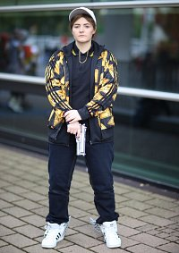 Cosplay-Cover: Garry 'Eggsy' Unwin (Kingsman)