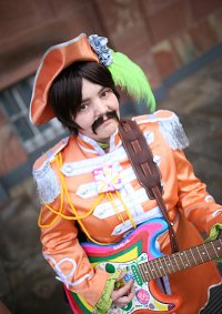 Cosplay-Cover: George Harrison //SGT. Pepper's Lonely Hearts Club