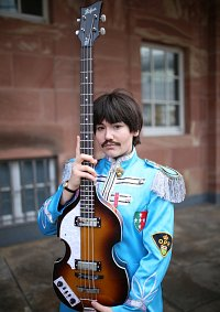 Cosplay-Cover: [Sir James] Paul McCartney [Sgt. Pepper's Lonely H