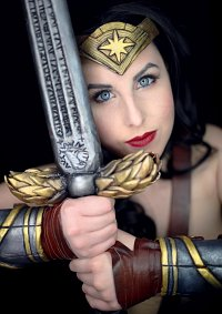 Cosplay-Cover: Wonderwoman