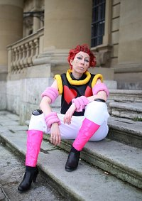 Cosplay-Cover: Hisoka Morow (Heavens Arena)