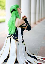 Cosplay-Cover: C.C. [Empress]