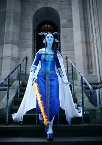 Cosplay-Cover: Mierul Ardelain [Pathfinder, The Snows of Summer]