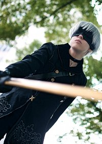 Cosplay-Cover: YoRHa No.9 Type S 「9S」