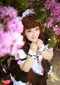 Cosplay-Cover: Chocola Maid