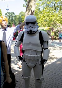 Cosplay-Cover: Stormtrooper