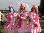 Cosplay-Cover: Youjiro Shihodani - Pink Sailor Dress