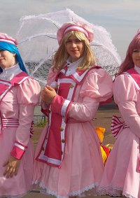 Cosplay-Cover: Youjiro Shihodani - Pink Sailor Dress