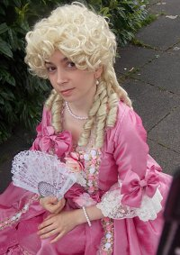 Cosplay-Cover: Marie-Antoinette