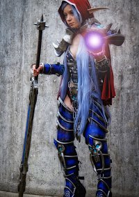Cosplay-Cover: Bloodelf Death Knight