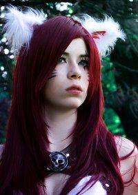 Cosplay-Cover: Kitty Cat Katarina