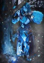 Cosplay-Cover: World of Warcraft Nachtelfe [T11 Druidin]