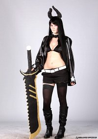 Cosplay-Cover: Black Gold Saw