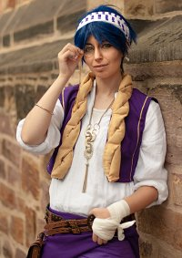 Cosplay-Cover: Rei Ryugazaki [Piraten Version]