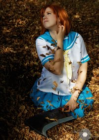 Cosplay-Cover: Rena Ryuugu [Schuluniform]