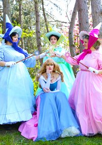 Cosplay-Cover: Flora [Disneyland Version]