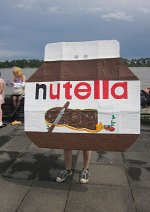Cosplay-Cover: Nutella