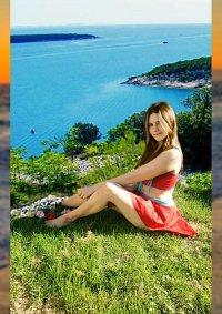 Cosplay-Cover: Flora Bikini
