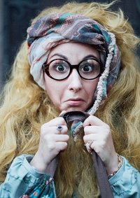 Cosplay-Cover: Professor Trelawney