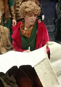 Cosplay-Cover: Bilbo Baggins [An unexpected journey]