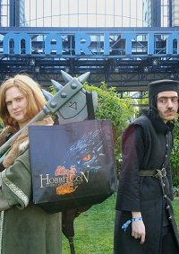 Cosplay-Cover: Alfrid (Spring Version)