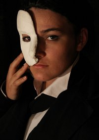 Cosplay-Cover: Das Phantom (Erik)