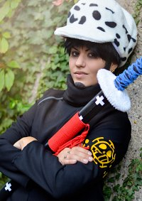 Cosplay-Cover: Trafalgar D. Water Law [Punk Hazard]