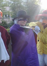 Cosplay-Cover: Darkwing Duck (Human Form)