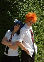 Cosplay-Cover: Pain [Schooluniform]