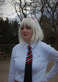Cosplay-Cover: Shiemi Moriyama [Schuluniform]