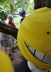 Cosplay-Cover: Koro Sensei