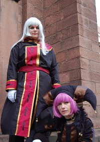 Cosplay-Cover: Liontari (Narr)