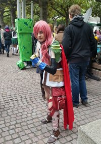 Cosplay-Cover: Lightning (Claire) Farron