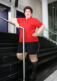 Cosplay-Cover: Coach Shannon Beiste