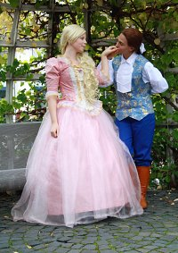 Cosplay-Cover: Hauslehrer Julian (The Princess and the Pauper)