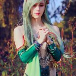 Cosplay: Rydia - FFIV the after