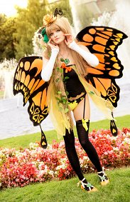 Cosplay-Cover: Innocent Fairy Freesia