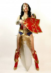 Cosplay-Cover: Wonder Woman (Ame-Comi version)
