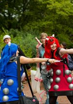 Cosplay-Cover: Dalek (2010 drone)
