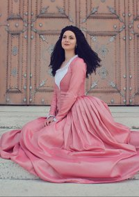 Cosplay-Cover: Angelica Schuyler-Church
